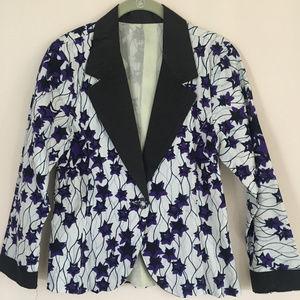 Jackets & Blazers - Ankara African Print Star Blazer